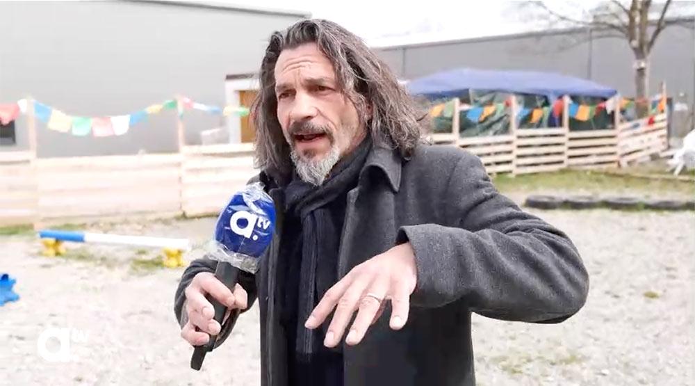 Achim Korths in a.tv